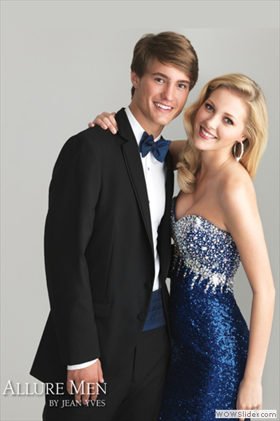 Tuxedos-Black-Allure Men -10256